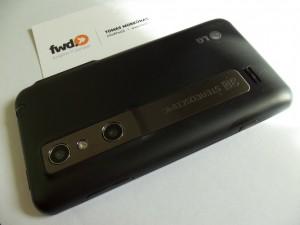 optimus 3D dvi kameros