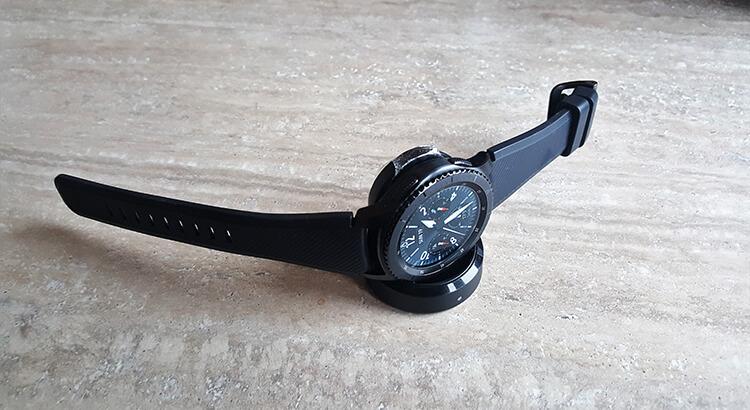Išmanusis laikrodis Gear S3