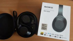 Sony ausinės
