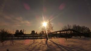 saulėlydžio režimas